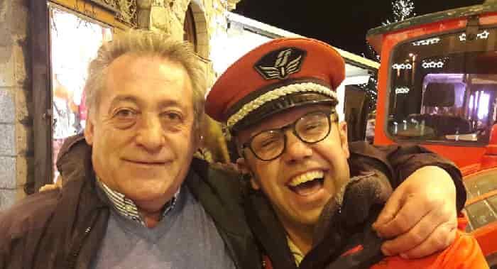 Adriano Cattaneo e Giovanni Maroni