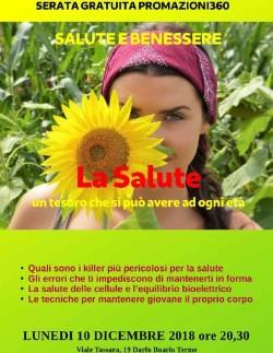 Darfo Boario A Promazioni 360 Serata Su Salute E Benessere Gazzetta Delle Valli News Dalle Valli Lombarde E Trentine