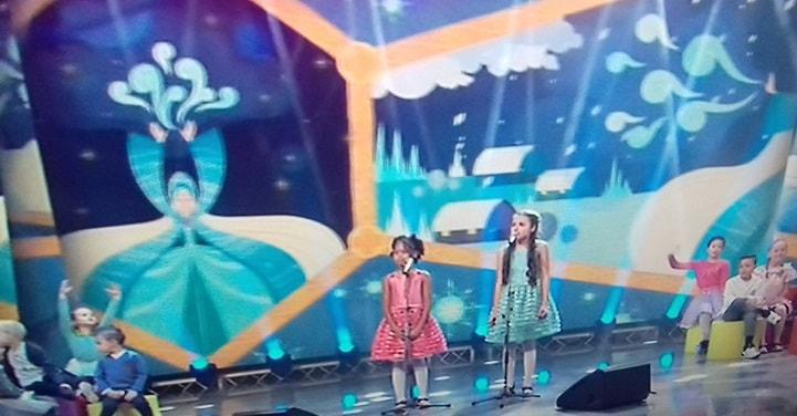 Martina e Alyssia 1