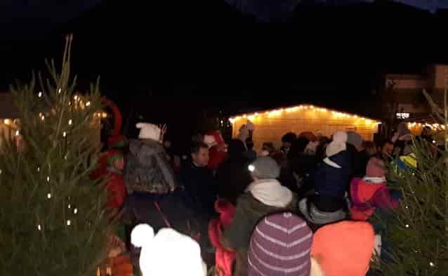 Ponte di Legno Babbo Natale 01