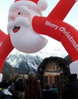 Ponte di Legno Babbo Natale 03