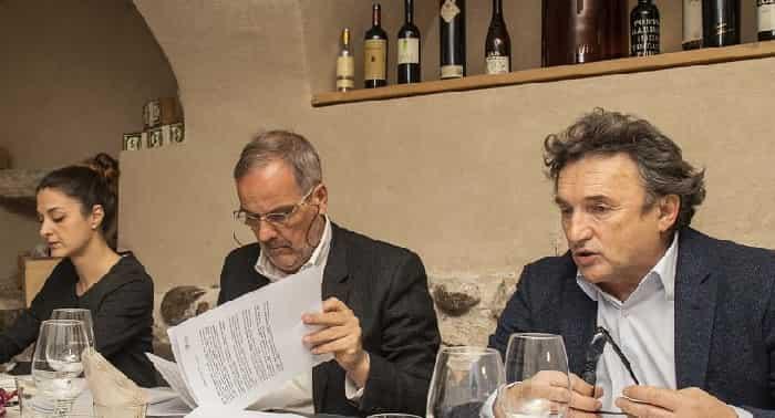 conf stampa Laezza - Pellegrini © Jacopo Salvi