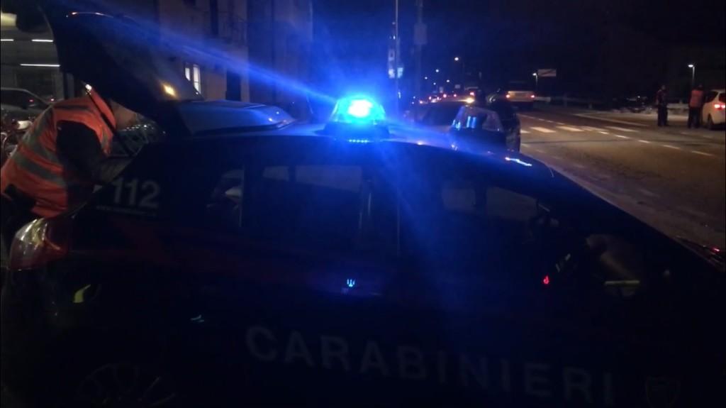 controlli notte carabinieri
