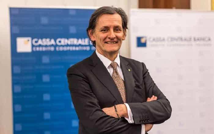 Fracalossi Banca Centrale Trento