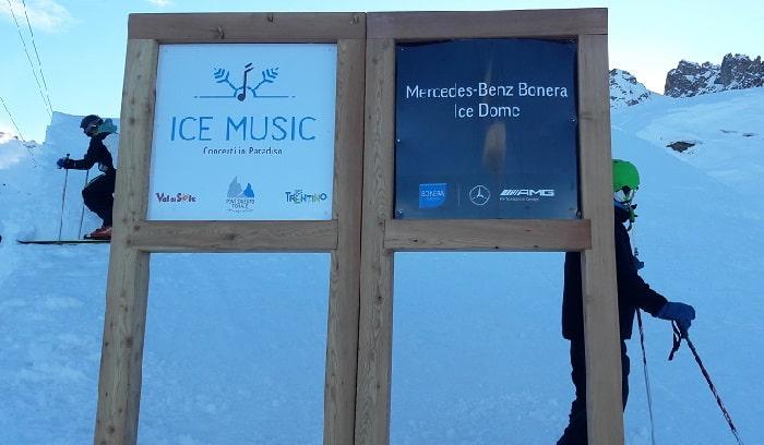 Ice Dome - Passo Paradiso