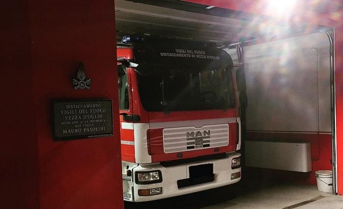 Vezza d'Oglio - distaccamento vigili del fuoco