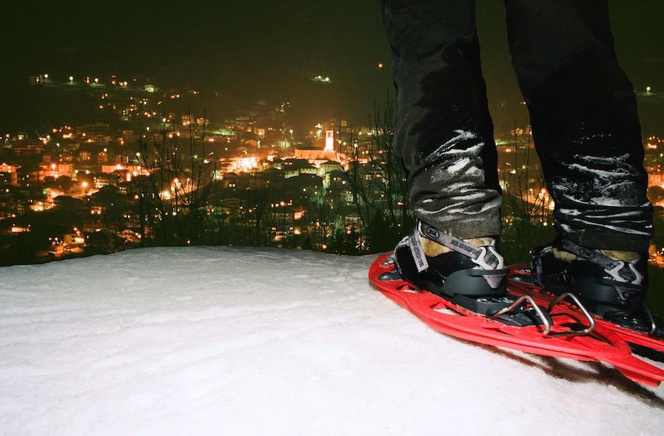 caspolada vezza neve