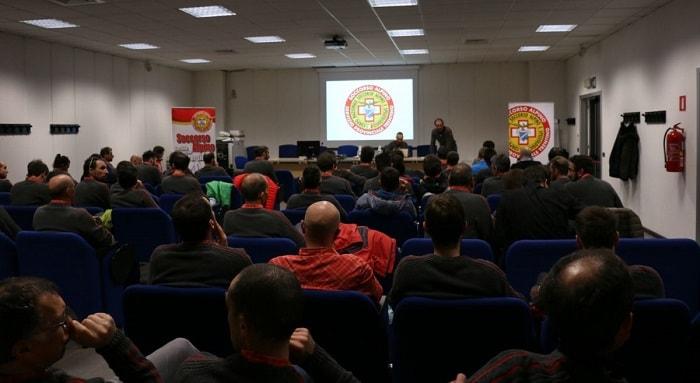 Assemblea Soccorso Alpino Trentino 1