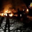 Borno incendio rifugio Plai