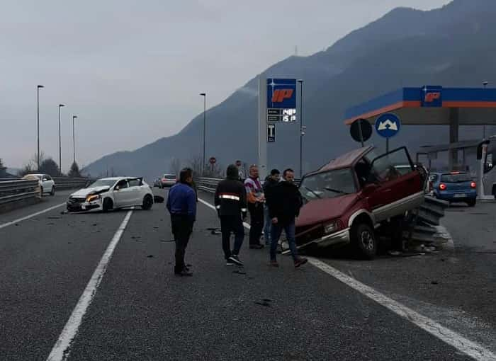 Incidente - statale 42