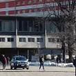 Polizia piazza Dante Trento
