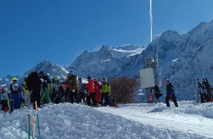 Ski cross - Passo Tonale
