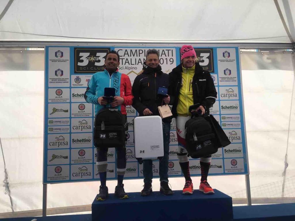 Fisi Alpi Centrali Calendario.Campionati Italiani Master Di Sci Alpino Conclusi Nel Segno