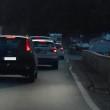traffico strada code tonale