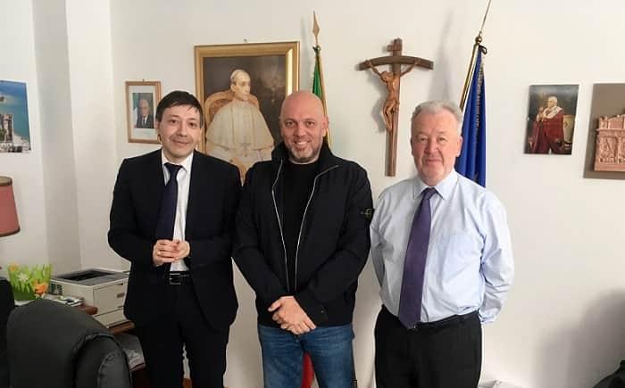 Fabio Molinari, Massimo Sertori, Erminio Tognini