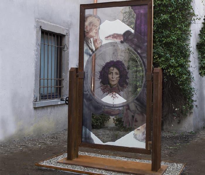 Opera cenere di Camilla Gagliardi