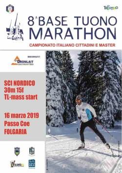 Tuono-marathon - Passo Coe