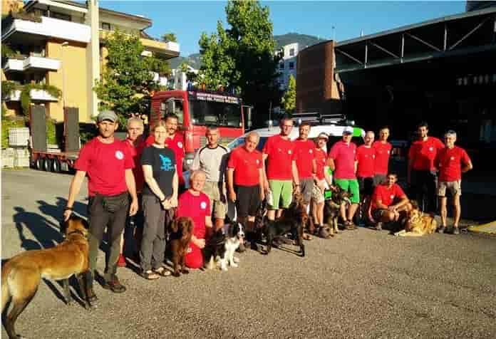 Unità cinofile Bolzano 1
