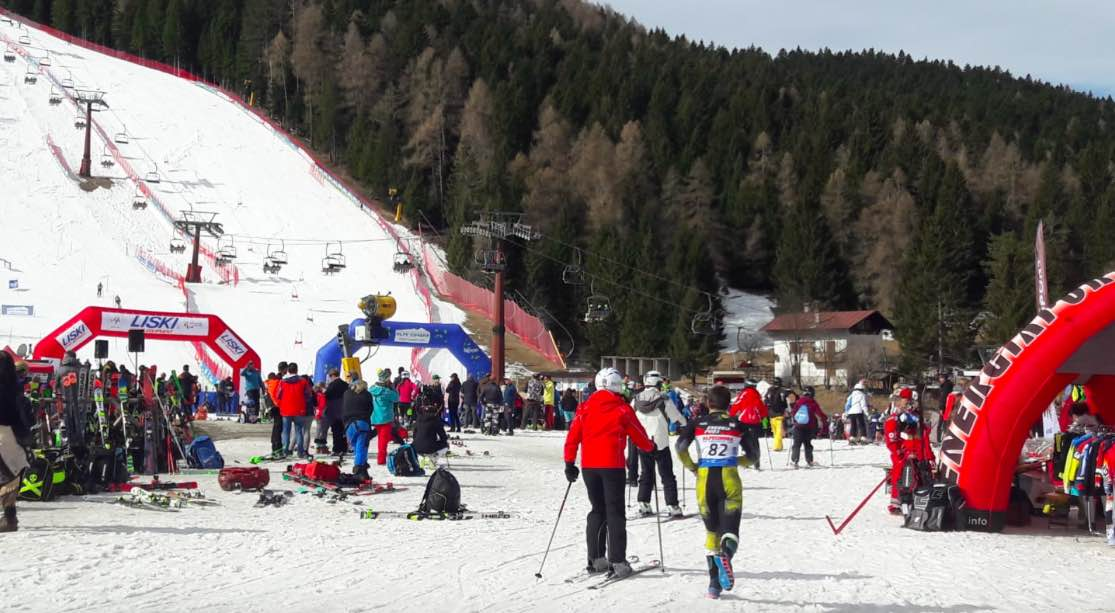Lo sci internazionale protagonista all\'Alpe Cimbra ...