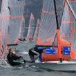 Lido Arco - 29er Easter regatta