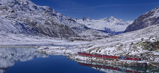 Trenino rosso - Rhb
