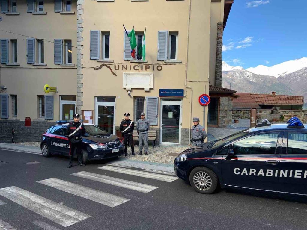 carabinieri cimbergo