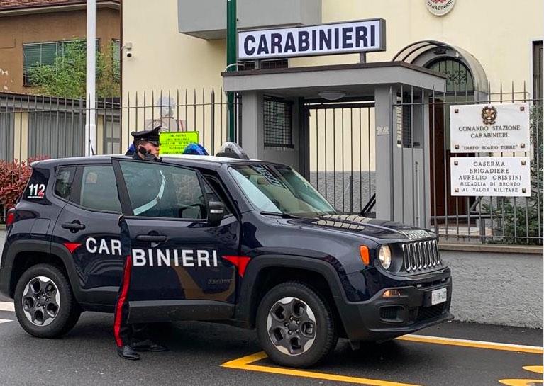 carabinieri darfo