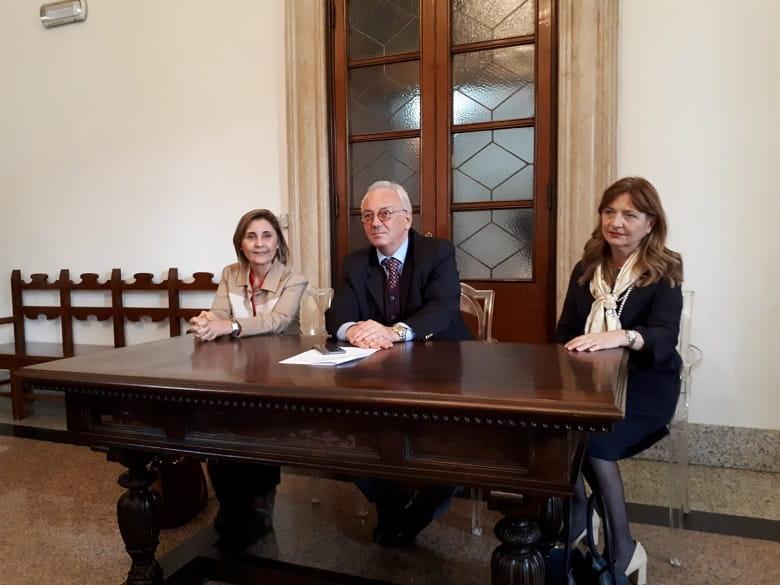 Brescia incontro Prefetto Visconti - segretari-Gdv