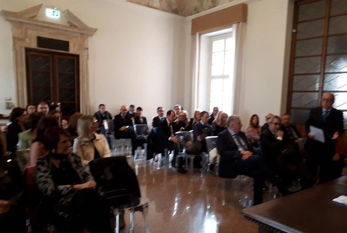 Brescia incontro Prefetto - segretari comunali Gdv