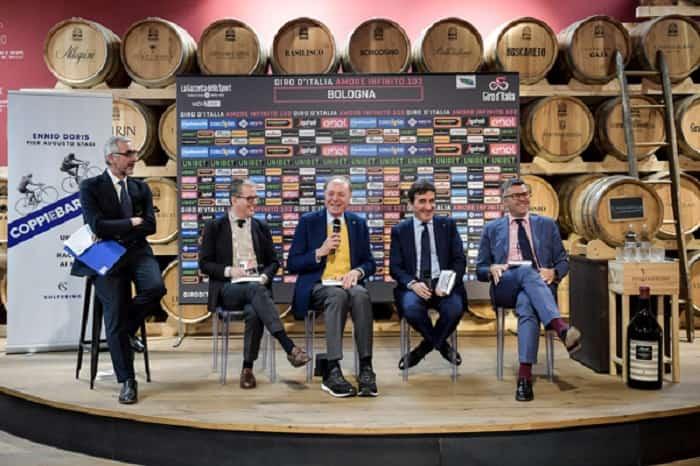 Presentazione Coppi e Bartali - credit foto LaPresse - D'Alberto - Ferrari - Paolone - Alpozzi
