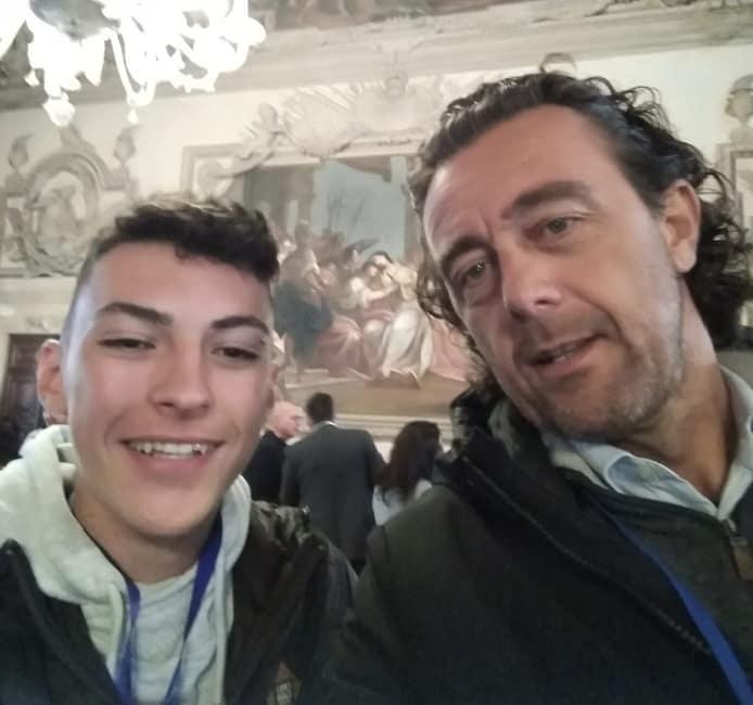 studente Matteo Cenini - Prof Zani
