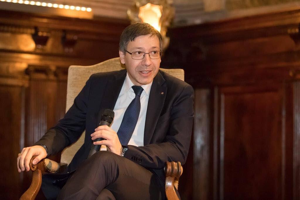 Fabio Molinari, Dirigente Ust Sondrio