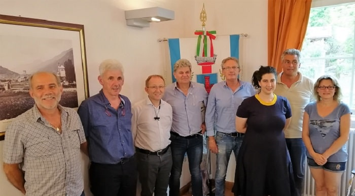 Ossana - Pellizzano - amministratori - Cia