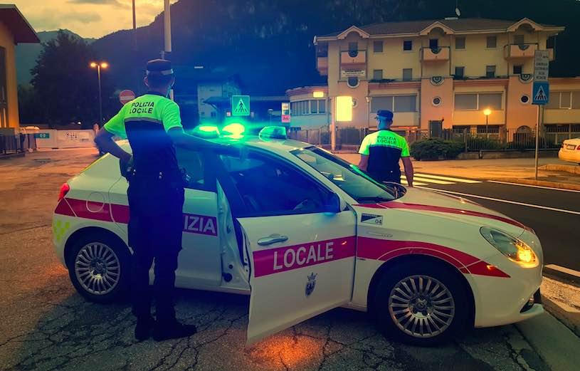 polizia locale giudicarie estate