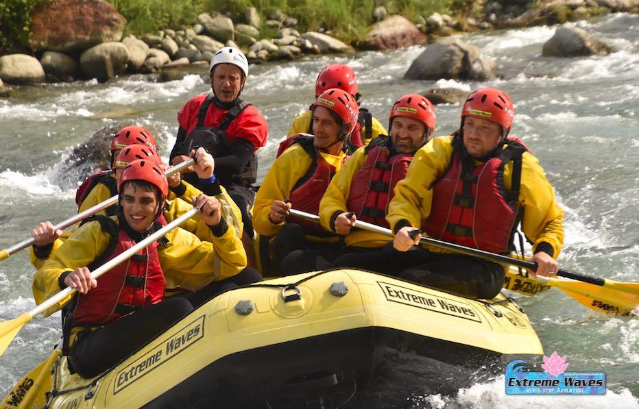 rafting benevento 4