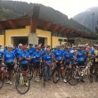 Ciclisti ricordano Persegona