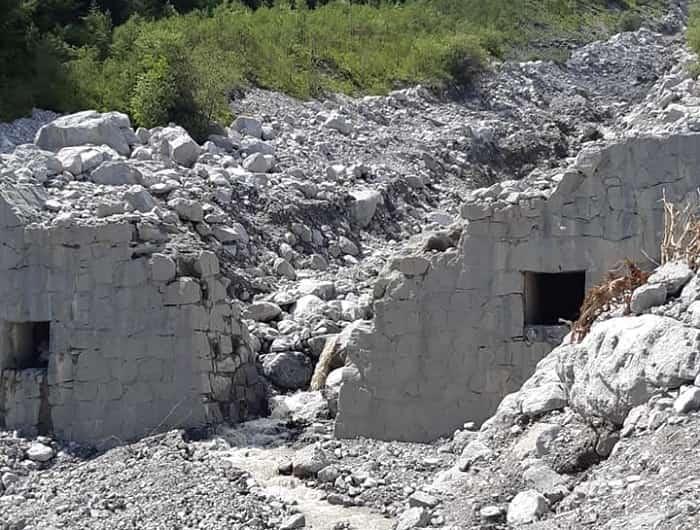 torrente Blè - Ono San Pietro