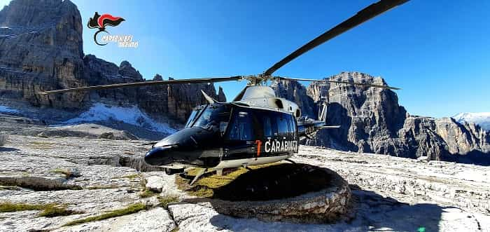 3° Nucleo Elicotteri Carabinieri - Bolzano