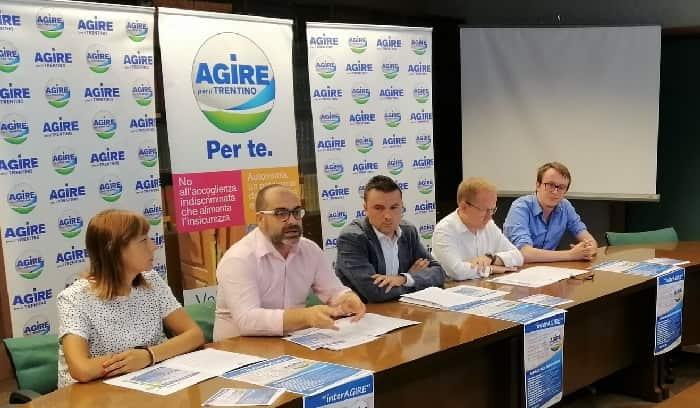 Agire - Trento Gdv