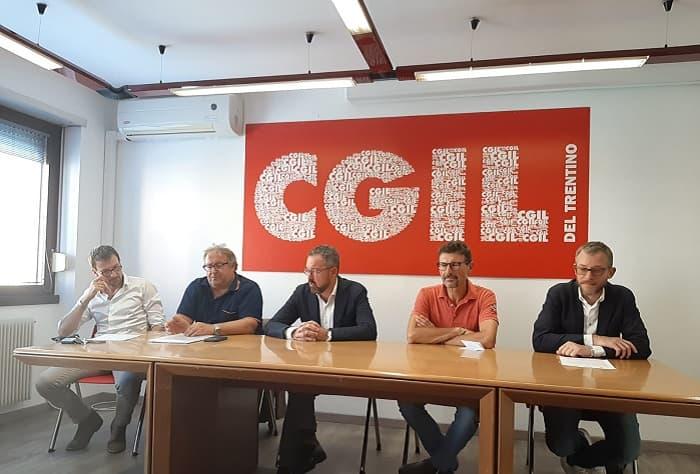 Cgil - Cisl - Uil Trento