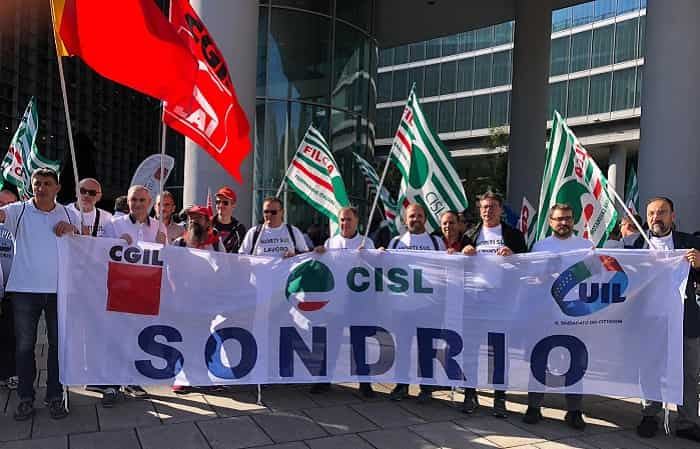 Cisl Sondrio - Pirellone - Gdv