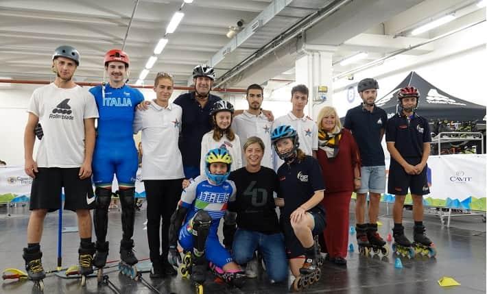De Aliprandini- Trentino Sport Days - © foto Fisi Trentino