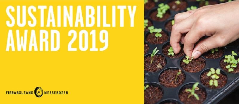 Hotel 2019 - Sustainability Award - Fiera Bolzano