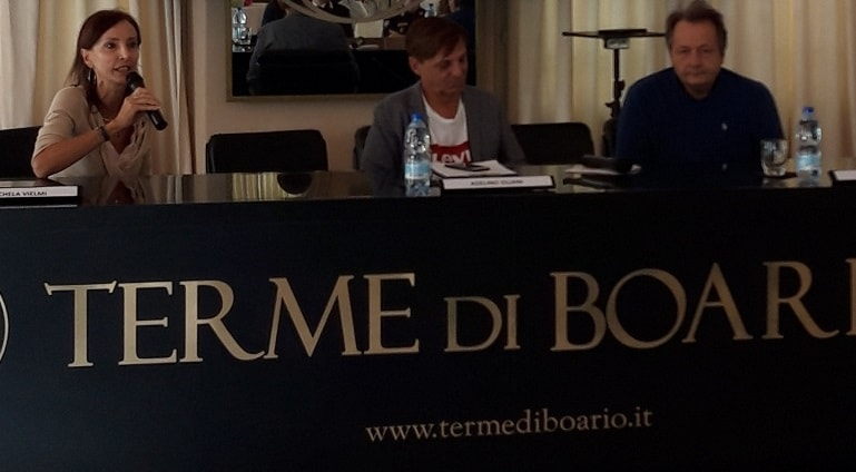 Michela Vielmi, Adelino Ziliani Aurelio Zani