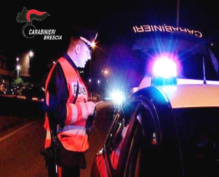 Carabinieri - controlli - notte