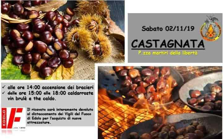 Edolo - castagnata