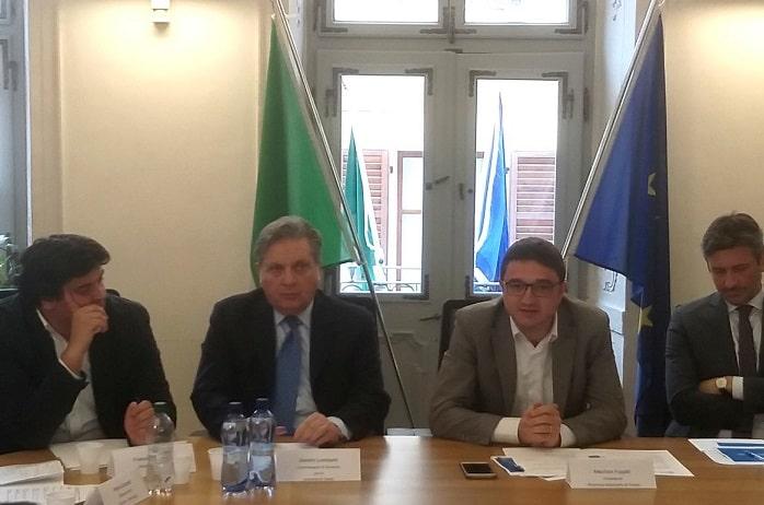 Inps Rovereto cerimonia inaugurazione