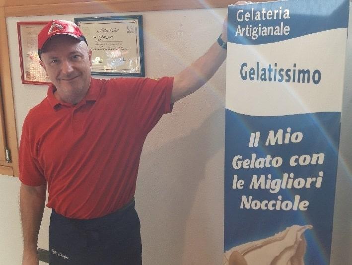 Pietro - Gelatissimo Darfo Boario Terme