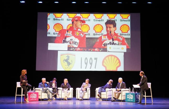 Schumacher - mito - Trento