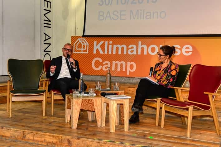 Claudio Corrarati, Vicepresidente Fiera Bolzano S.p.A. – Laura Bettini, Radio 24